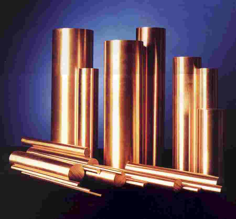 Spot welding parts beryllium copper chrome